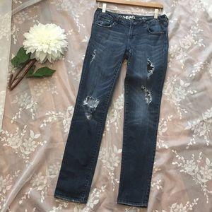 Bullhead Super Skinny Jean size 7